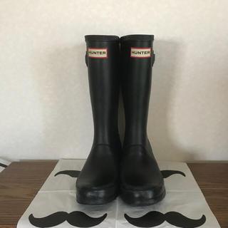 ハンター(HUNTER)のHUNTER  キッズレインブーツ 21cm(長靴/レインシューズ)