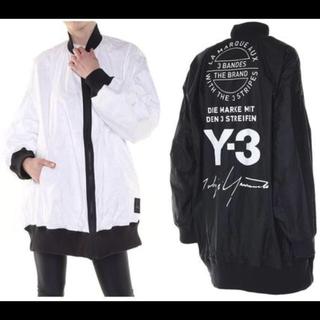 ワイスリー(Y-3)のy-3  ボンバージャケット (ブルゾン)