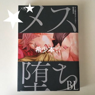 【希少本】「メス堕ちBL」読み切りアンソロジー(A5版)数量限定本(BL)