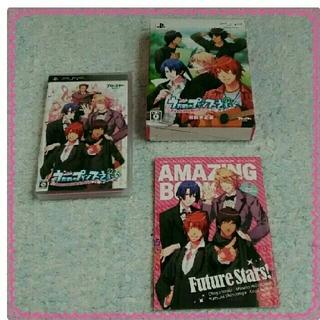 プレイステーション(PlayStation)のうた☆プリ♪ Amazing aria 初回限定(携帯用ゲームソフト)