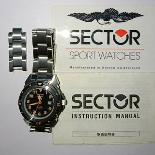 セクター(SECTOR)のセクター ダイバーズウオッチ(腕時計)