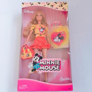 バービー(Barbie)のBarbie人形❤️バービー ×ミニー コラボ ❤️(ぬいぐるみ/人形)