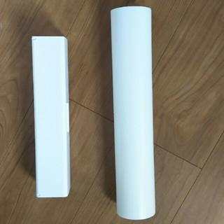 ムジルシリョウヒン(MUJI (無印良品))のラップホルダー(カインズホーム・無印良品)(収納/キッチン雑貨)