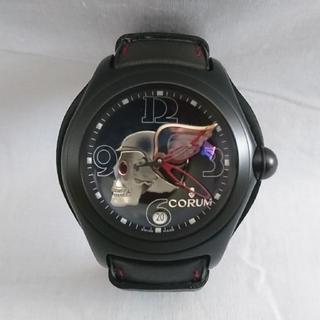 コルム(CORUM)のCORUM コルム バブル ナイトフライヤー 世界限定999本 保証付き(腕時計(アナログ))