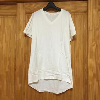 ジーユー(GU)のロングTシャツ(Tシャツ(長袖/七分))