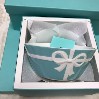 ティファニー(Tiffany & Co.)の★オレンジペコー様専用♪ティファニー ブルーボックス ボウルセット(テーブル用品)