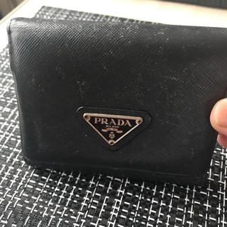 プラダ(PRADA)のプラダ☆折財布(財布)