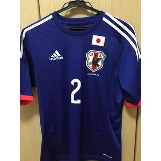 アディダス(adidas)の内田篤人日本代表ユニホーム(スポーツ選手)