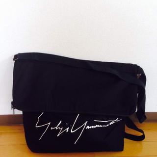 ヨウジヤマモト(Yohji Yamamoto)の未開封新品 yohji yamamoto ショルダーバッグ(メッセンジャーバッグ)