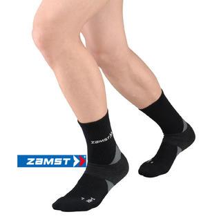 ザムスト(ZAMST)のZAMST HA-1  黒  Lサイズ(27.0〜29.0)(バスケットボール)