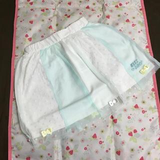 ベベ(BeBe)の☆La Brillante様専用です☆未使用 Kiss Drop スカート110(スカート)