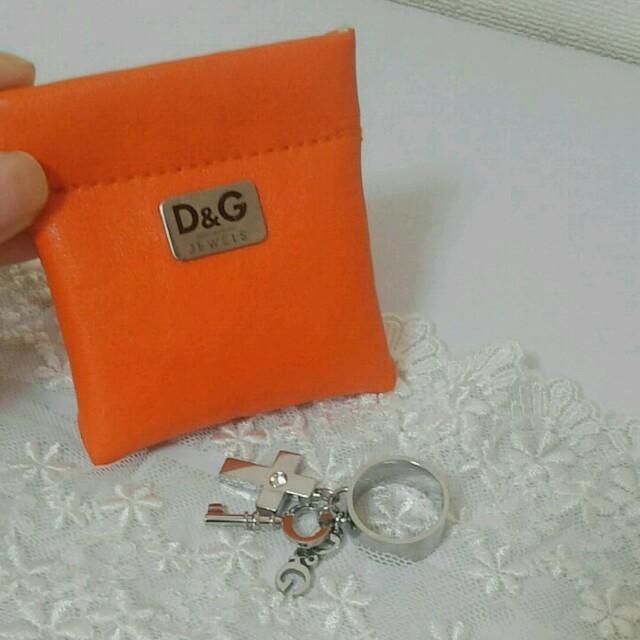 DOLCE&GABBANA(ドルチェアンドガッバーナ)のD&G (リング) レディースのアクセサリー(リング(指輪))の商品写真