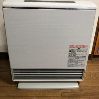 リンナイ(Rinnai)のリンナイA-style RC-N4001NP-WW [都市ガス ウッドホワイト](ファンヒーター)