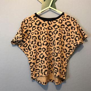 シマムラ(しまむら)のドルマンTシャツ 80(その他)