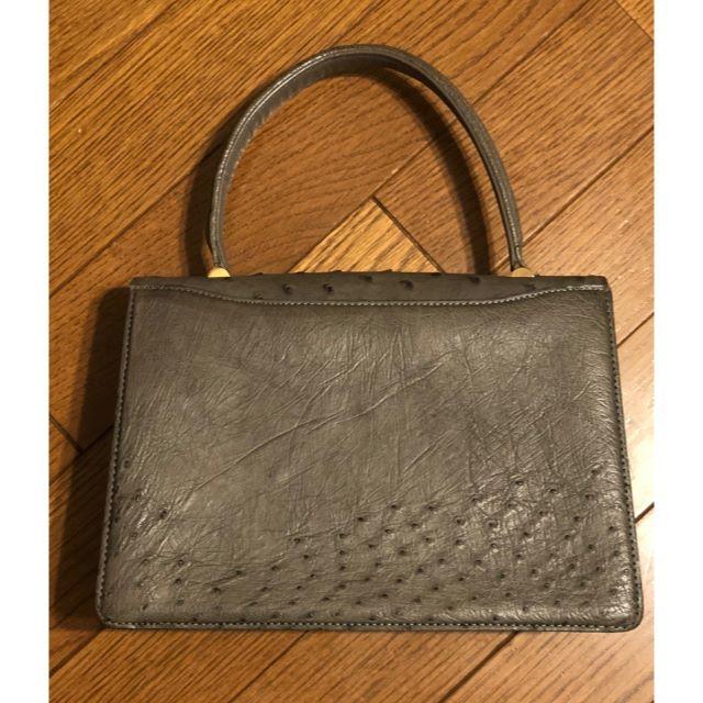 4a8e714dece2 OSTRICH(オーストリッチ)の希望価格どうぞ!定価16万オーストリッチ 美品 ハンドバッグ