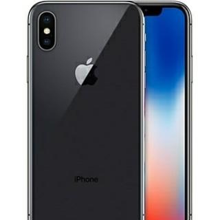 iPhoneX 64G ブラック シムフリー(スマートフォン本体)