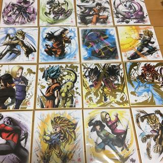 ドラゴンボール(ドラゴンボール)のドラゴンボール 色紙ART アート4 フルコンプセット(キャラクターグッズ)