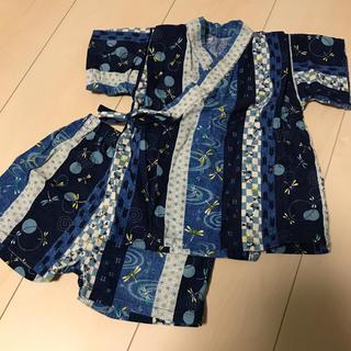 シマムラ(しまむら)の【80】西松屋 バースディ 甚平(甚平/浴衣)