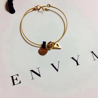 アンビー(ENVYM)のENVYM さのまいコラボブレス (ブレスレット/バングル)