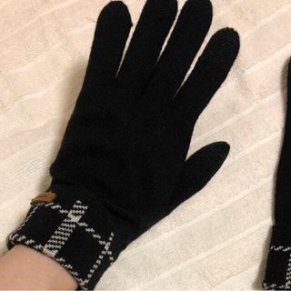 コーチ(COACH)の未使用!コーチ手袋(手袋)