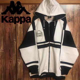 カッパ(Kappa)の【新品同様】KAPPA カッパ 90's トラックトップ ジャージ ゴージャ 系(ジャージ)