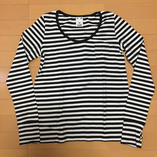 X-girl ボーダーTシャツ