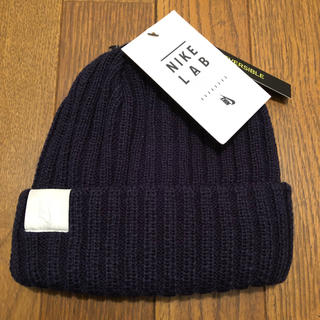 ナイキ(NIKE)の【値下げ】nikelab  ビーニー(ニット帽/ビーニー)