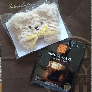 タリーズコーヒー(TULLY'S COFFEE)のベアフルスリーブ☆(ノベルティグッズ)
