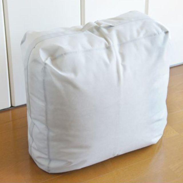 綿ポリエステルサテン織の寝具カバー