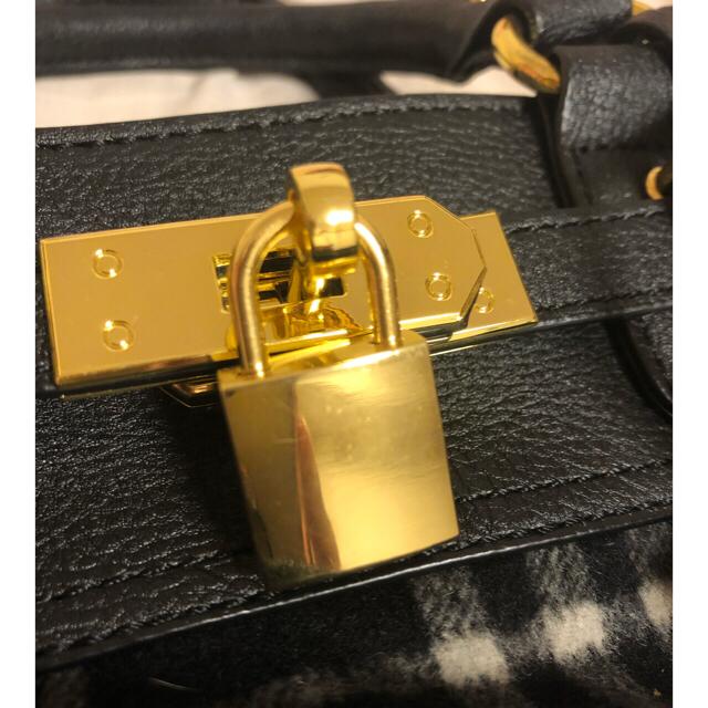 DURAS(デュラス)のハンドバッグ チェック柄 レディースのバッグ(ハンドバッグ)の商品写真