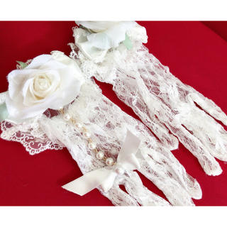 アンジェリックプリティー(Angelic Pretty)のショートグローブ(手袋)