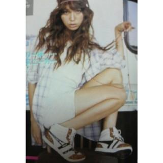 ゴーラ(Gola)のお値下げ♥新品♥Golaヒョウ柄・ハイカットスニーカー♥雑誌記載♥リナ着用(スニーカー)