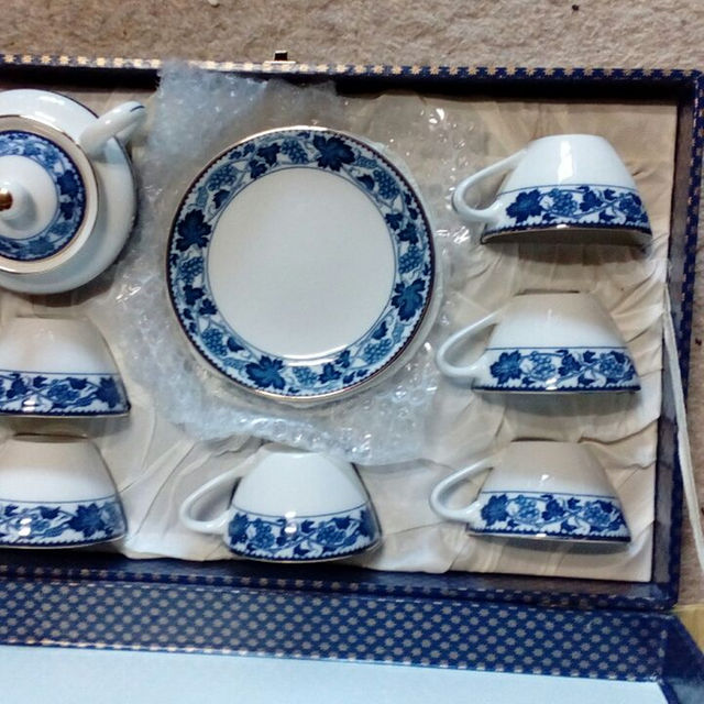 NIKKO(ニッコー)のニッコーティーカップセット インテリア/住まい/日用品のキッチン/食器(グラス/カップ)の商品写真