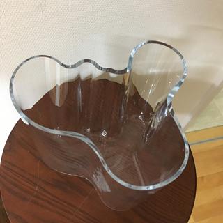 イッタラ(iittala)のイッタラ iittala AALTO フラワーベース Lサイズ 北欧 値下げ(花瓶)
