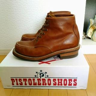 ジャックローズ(JACKROSE)のPISTOLERO×JACKROSE VINTAGE ブーツ(ブーツ)