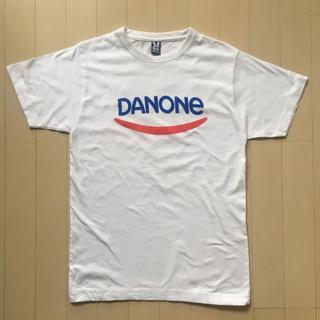 ダノン(DANONE)の新品 ダノンロゴTシャツ(Tシャツ(半袖/袖なし))