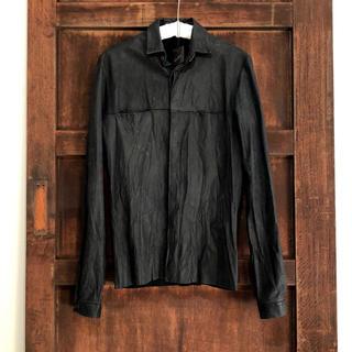 カルペディエム(C DIEM)のm.a+ two pocket med fit shirt calf H210(シャツ)