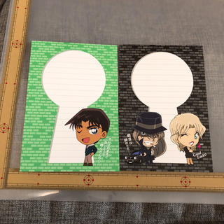 ショウガクカン(小学館)の名探偵コナンポストカード(カード)