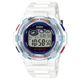 ベビージー(Baby-G)のイルカ・クジラ2017年 BGR-3007K-7JR(腕時計(デジタル))