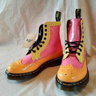 ドクターマーチン(Dr.Martens)の新品 ドクターマーチン ウイングチップ(ブーツ)
