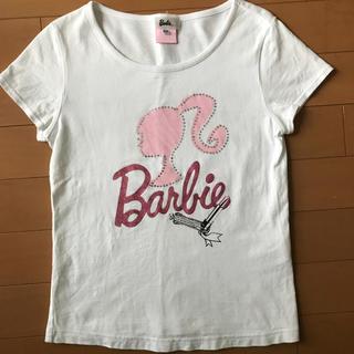 バービー(Barbie)の値下げ!バービー Tシャツ 130センチくらい(Tシャツ/カットソー)