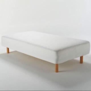 ムジルシリョウヒン(MUJI (無印良品))の無印良品 シングルベッド MUJI ニトリ (シングルベッド)