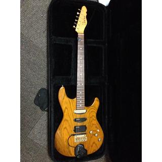 ゾディアック(ZODIAC)のzodiac works ST type guitar レア(エレキギター)