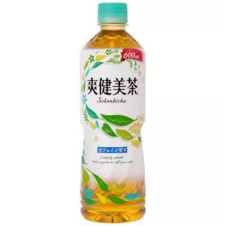 コカコーラ(コカ・コーラ)の【送料無料】コカコーラ社 爽健美茶600mlPET48本(茶)
