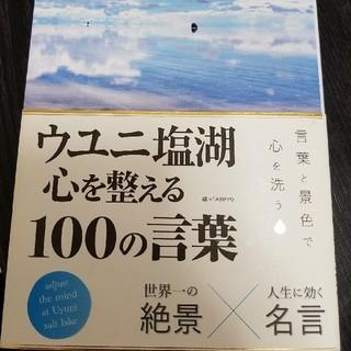 ウユニ塩湖 心を整える100の言葉(アート/エンタメ)