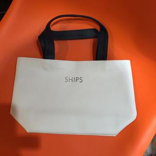 シップス(SHIPS)のships 星柄ハンドバッグ(ハンドバッグ)