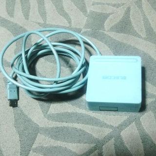 エレコム(ELECOM)のAndroid 充電器コンセント(バッテリー/充電器)