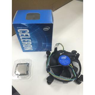 インテレクション(INTELECTION)のINTEL CELERON G3900 2.8GHZ LGA1151(PCパーツ)
