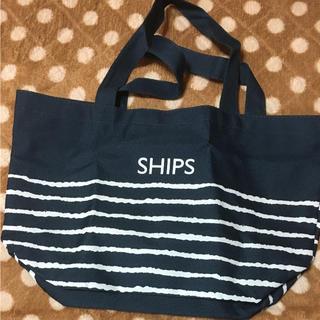 シップス(SHIPS)のSHIPS×with(トートバッグ)