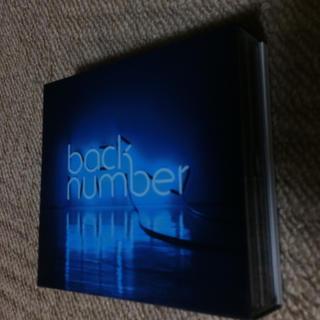 バックナンバー(BACK NUMBER)のお値下げ(^^)back number  アンコール  (ポップス/ロック(邦楽))